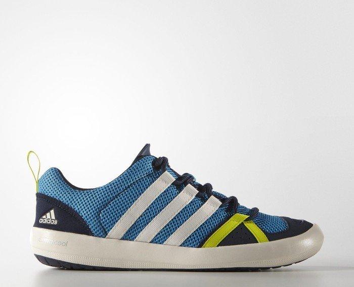 adidas Climacool Boat Lace solar blue/chalk white/collegiate navy (Herren)  (B26761) ab € 54,95