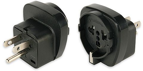 Ansmann travel adapter TP-US (5024033)