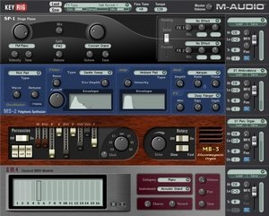 M-Audio: Key Rig (PC/MAC)