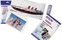 """Epson Fotopapier Card 2x3.5"""", 194g/m², 10 Blatt A4 (S041177)"""