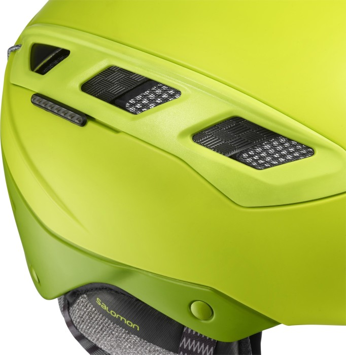 Salomon QST Charge Helm acidlime (399183) um € 149,95 6pDaF