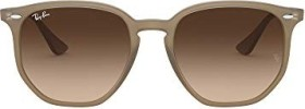 Ray-Ban RB4306 54mm beige/brown gradient (RB4306-616613)