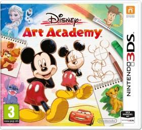 Disney Art Academy (3DS)