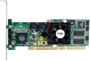 Areca ARC-1110, PCI-X