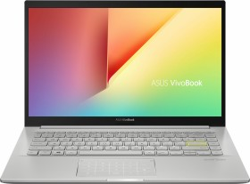 ASUS VivoBook 14 S413IA-EB280 Transparent Silver, NumberPad 2.0 (90NB0QRB-M04230)