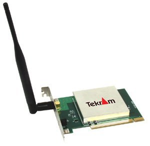 Areca/Tekram AIR.mate Wireless LAN PC-Adapter (PC-400)