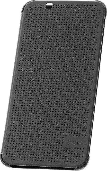 HTC HC-M140 Dot View Case für Desire 620 schwarz