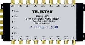 Telestar TSM 5/16 PL (5222571)