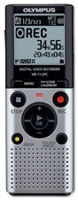 Olympus VN-712PC digital voice recorder