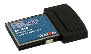 Areca/Tekram AIR.mate wireless CompactFlash adapter (CF-210)