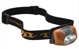 Black Diamond Wiz LED-head torch