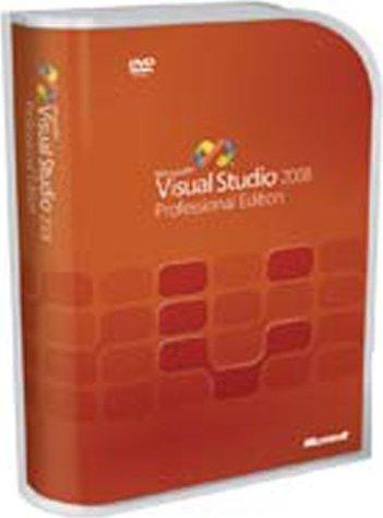 Microsoft Visual Studio 2008 Professional (English) (PC) (C5E-00245)