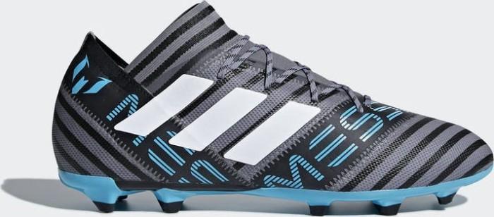 5e9f9f239 adidas Nemeziz Messi 17.2 FG grey ftwr white core black (men ...