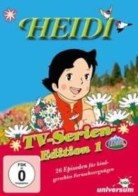 Heidi Box 1 (Folgen 1-26)