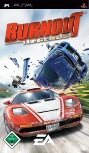 Burnout - Legends (deutsch) (PSP)