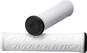 Cannondale Silicone Logo grips white