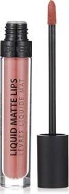 Gosh Liquid Matte Lipstick 007 nougat crisp, 4ml