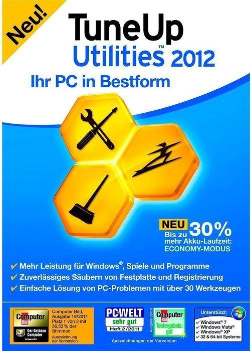 S.A.D. TuneUp Utilities 2012, 3 User (deutsch) (PC) (02059)