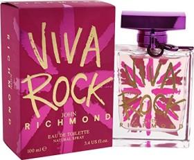 John Richmond Viva Rock Woman Eau De Toilette, 100ml