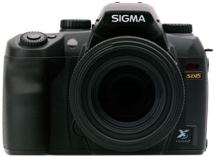 Sigma SD15 (SLR) body (C24900)