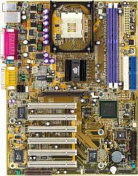 Chaintech CT-9EJL, i845E, LAN (DDR)