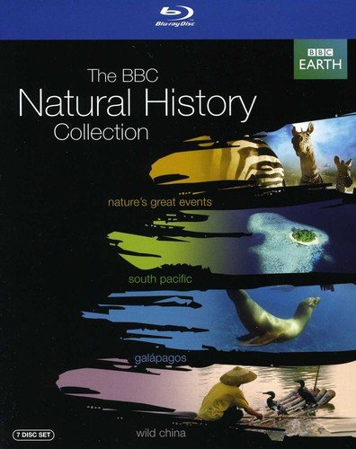 BBC: The natural History Collection (Blu-ray) (UK) -- via Amazon Partnerprogramm