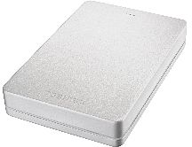 Toshiba Stor.E Canvio Alu silber 1TB, USB 3.0 Micro-B (HDTH310ES3AA)