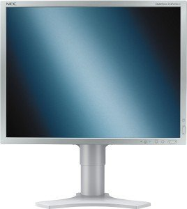 "NEC MultiSync LCD2090UXi silver/light grey, 20.1"" (60001658/60001845)"