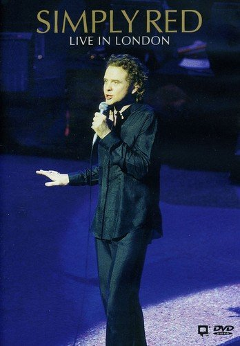 Simply Red - Live in London -- via Amazon Partnerprogramm