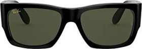 Ray-Ban RB2187 Nomad Legend Gold 54mm black/green classic (RB2187-901/31)