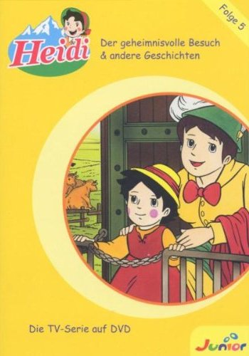 Heidi Vol. 5 -- via Amazon Partnerprogramm