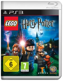 LEGO Harry Potter - Years 1-4 (englisch) (PS3)