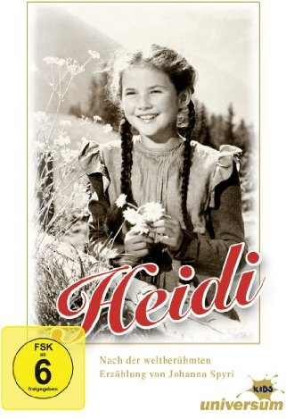 Heidi - Der Originalfilm -- via Amazon Partnerprogramm