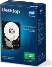 Western Digital WD Desktop Everyday 2TB, SATA 6Gb/s, retail (WDBH2D0020HNC)