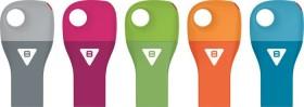 Emtec D300 Car Key 8GB, USB-A 2.0 (ECMMD8GD302)