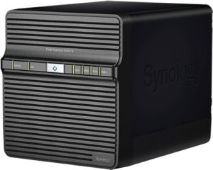 Synology Diskstation DS410 8TB, 1x Gb LAN
