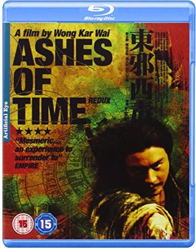 Ashes Of Time Redux (Blu-ray) (UK) -- via Amazon Partnerprogramm