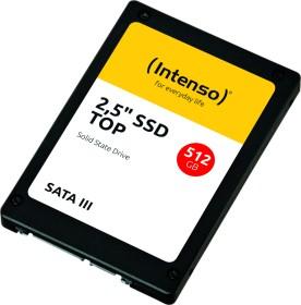 Intenso Top Performance SSD 512GB, SATA (3812450)