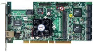 Areca ARC-1130 128MB, PCI-X