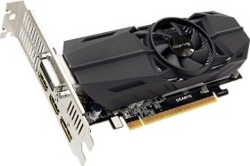 Gigabyte GeForce GTX 1050 OC low profile 3G, 3GB GDDR5, DVI, 2x HDMI, DP (GV-N1050OC-3GL)
