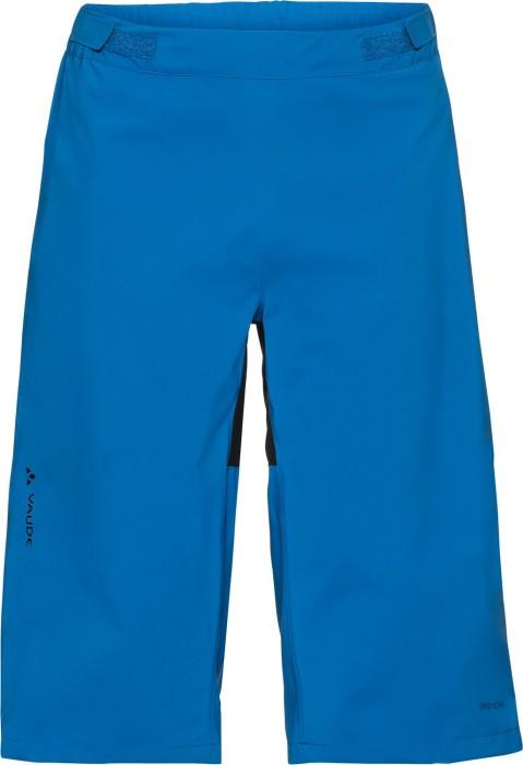 VauDe Moab Rain Fahrradhose kurz radiate blue (Herren) (40999-946)