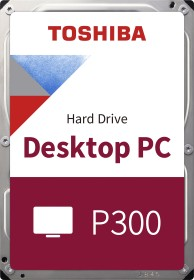 Toshiba P300 Desktop PC 4TB, SATA 6Gb/s, bulk (HDWD240UZSVA)