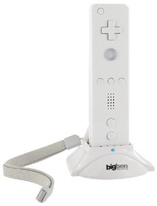 BigBen Ladestation Wiimote (Wii) (BB251432)
