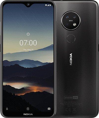 Nokia 7.2 Dual-SIM 64GB charcoal