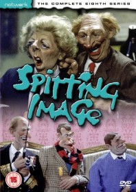 Spitting Image Season 8 (DVD) (UK)