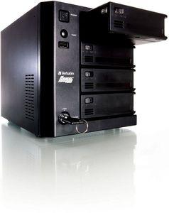 Verbatim PowerBay Databank 8TB, 2x Gb LAN (47484)