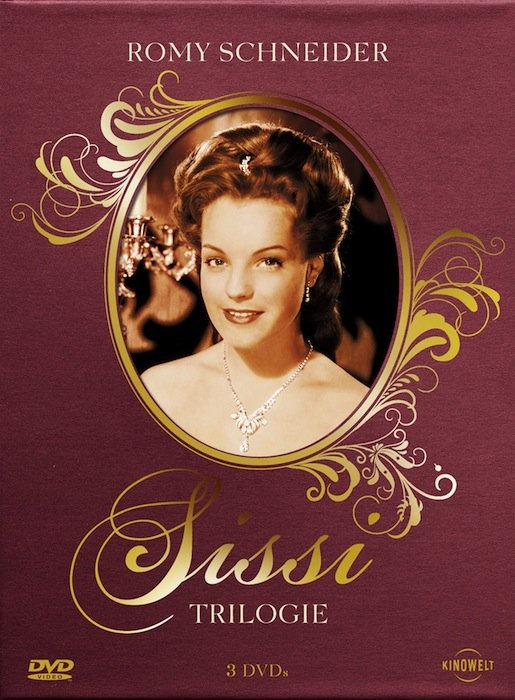 Sissi Box (movies 1-3)