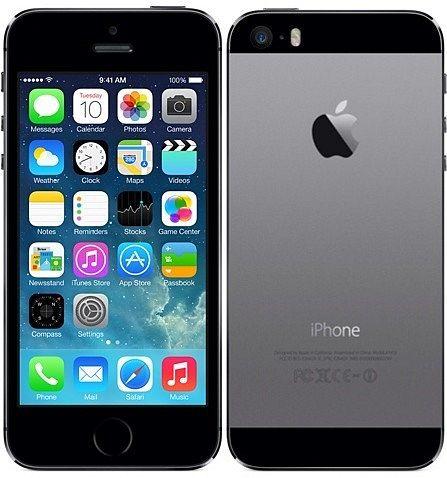 Apple iPhone 5s 32GB grau