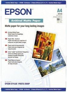 Epson S041342 Archival mata Papier A4, 192g, 50 arkuszy