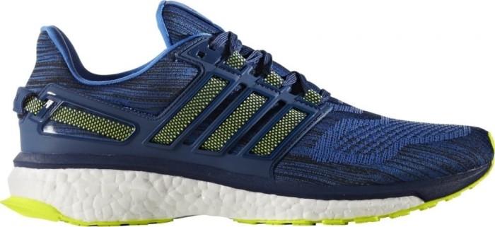 aa318f2c4dc76 adidas Energy Boost 3 solar yellow mystery blue (BB5787) starting ...